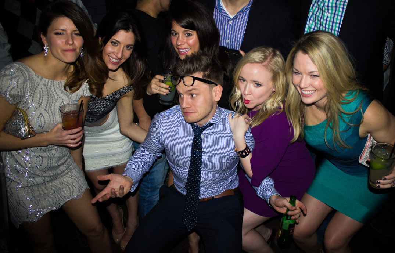 Corporate Party Venue Fun