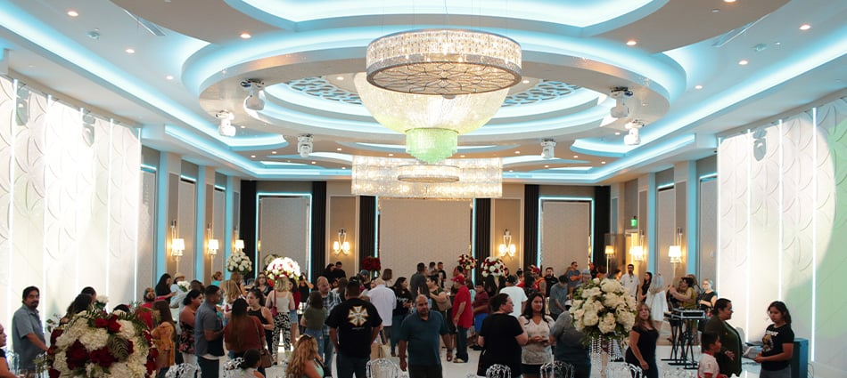 Avanti Banquet Hall - Corporate Venue