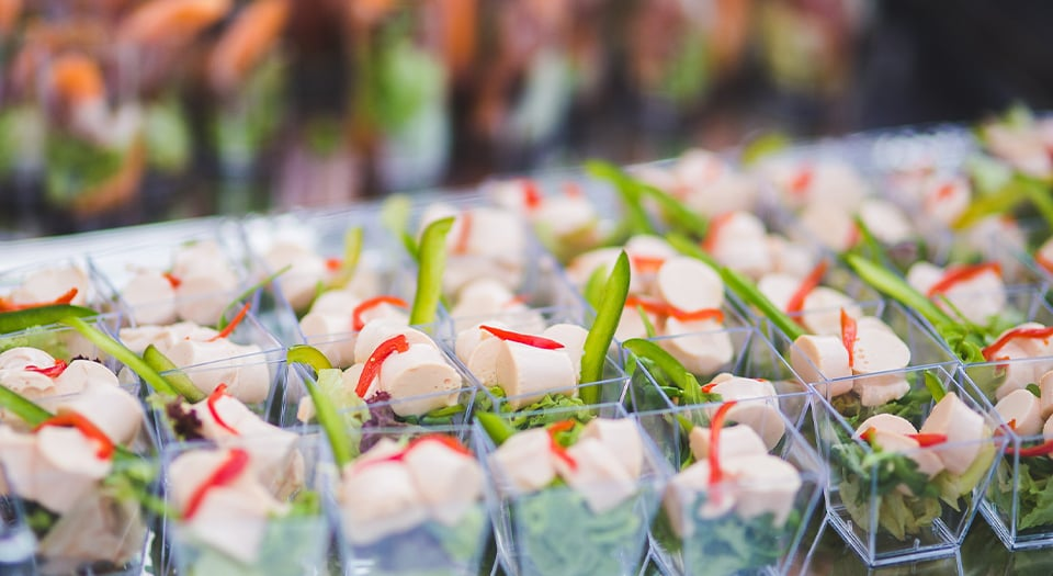 Avanti Banquet Hall - Take-out Catering