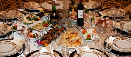 Avanti Banquet Hall - Family Style