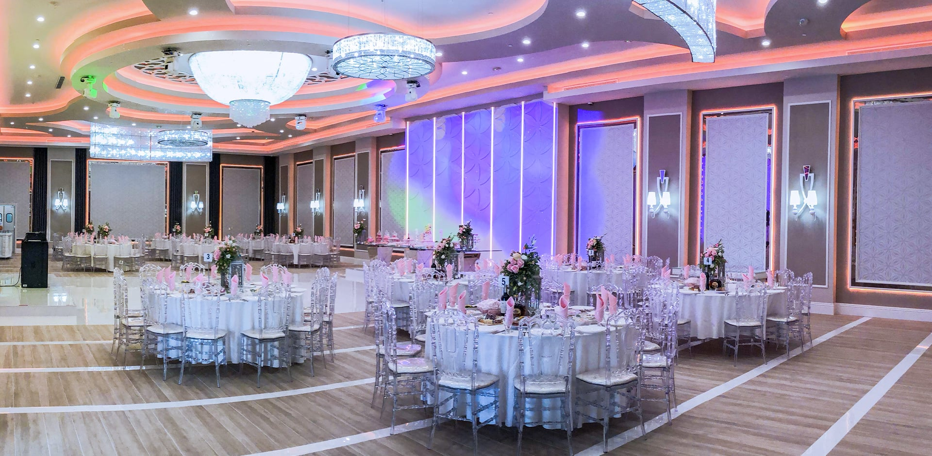 Avanti Banquet Hall - Venue - 01