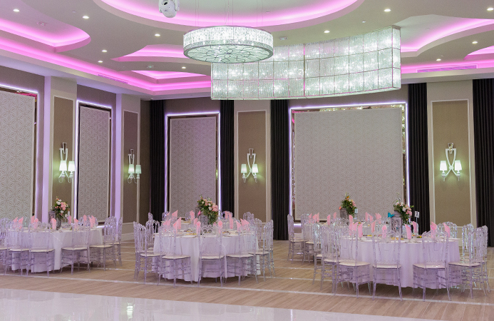 Avanti Banquet Hall - Quinceañera Venue