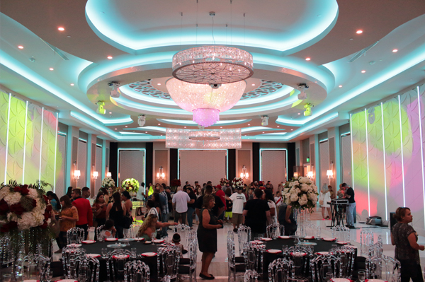 San Fernando Banquet Hall Grand Opening - Avanti