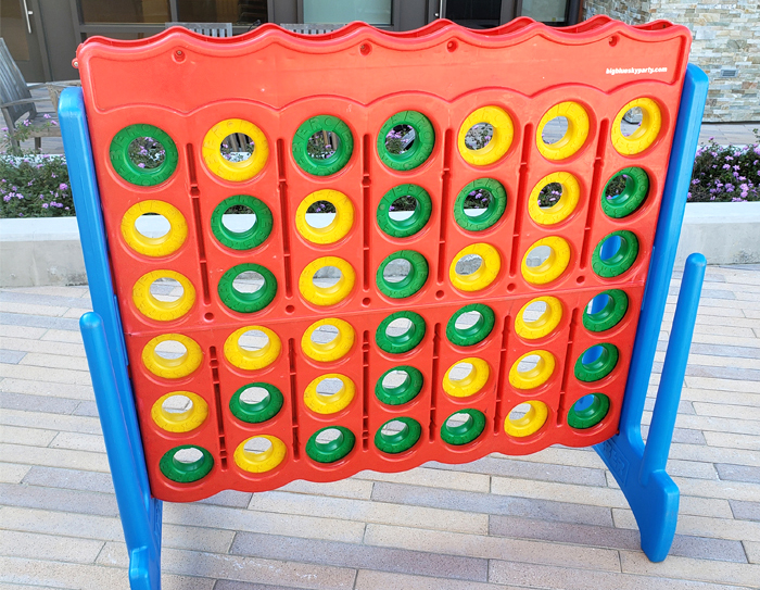 Kids Party Entertainment - Life Sized Games